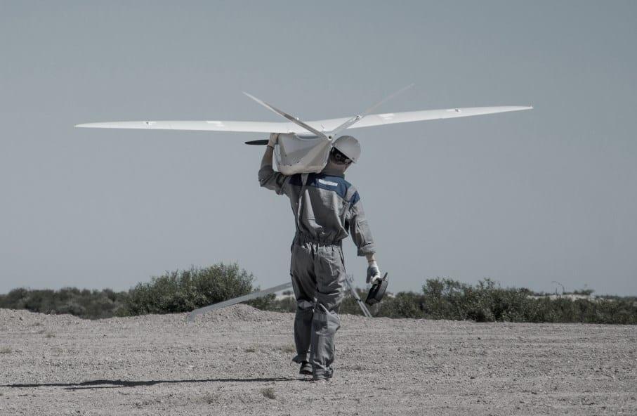 Delair DT26 Open Payload UAV