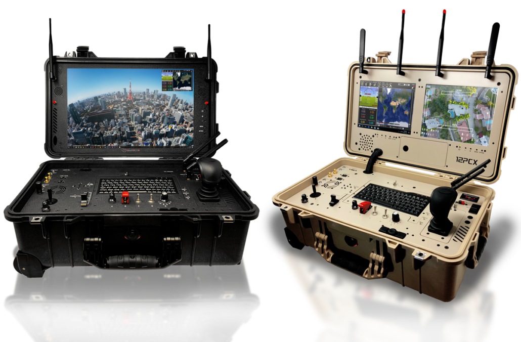 Rugged Ground Control Station (GCS)