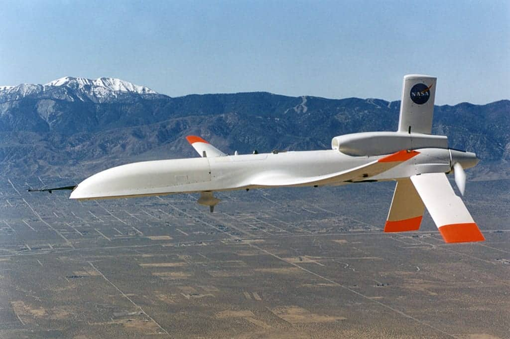 NASA UAV