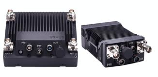 Silvus StreamCaster MIMO radios