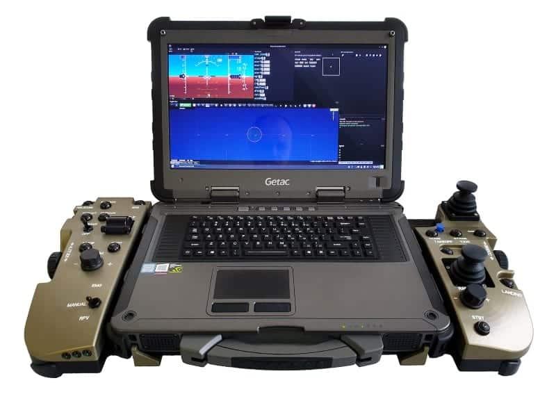 UAVOS PGCS3 ground control station