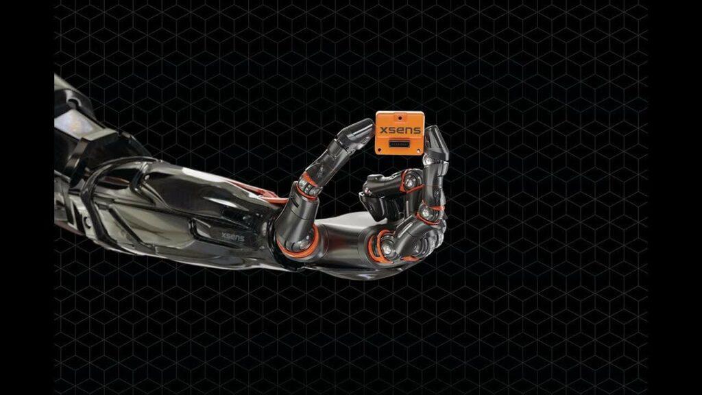 Xsens MTi-600 inertial sensors