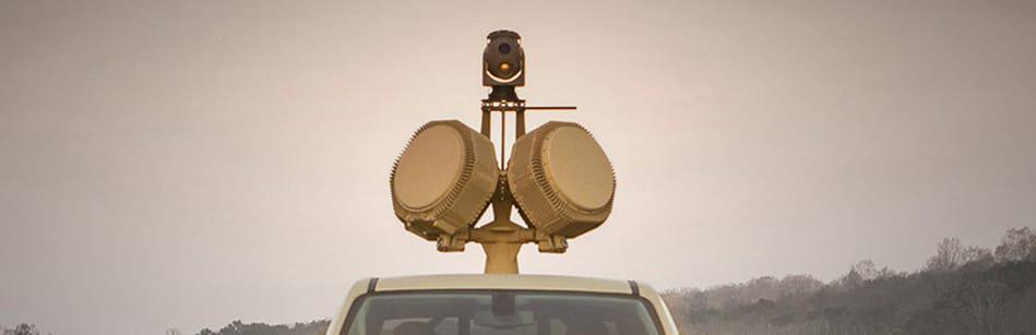 Anti-Drone Defense System