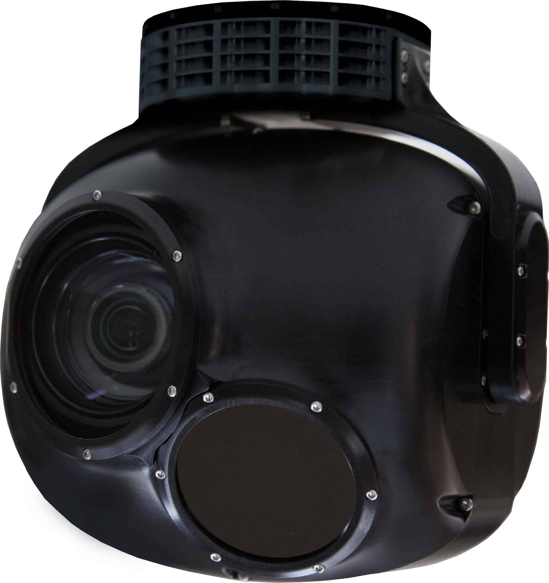 CM132 - Multi Sensor Gyro-Stabilized Gimbal