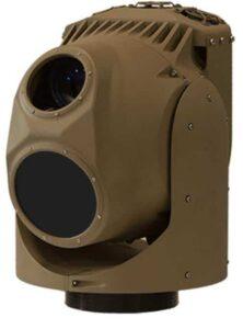 CM202U – Rugged Counter-UAS Gimbal