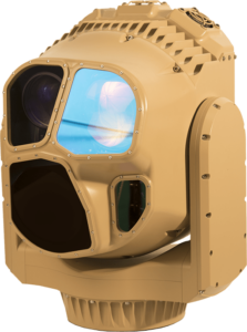 CM262 – Gyro-Stabilized Quad-Sensor Drone Gimbal