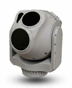 CM262 - Gyro-Stabilized Marine Imaging System