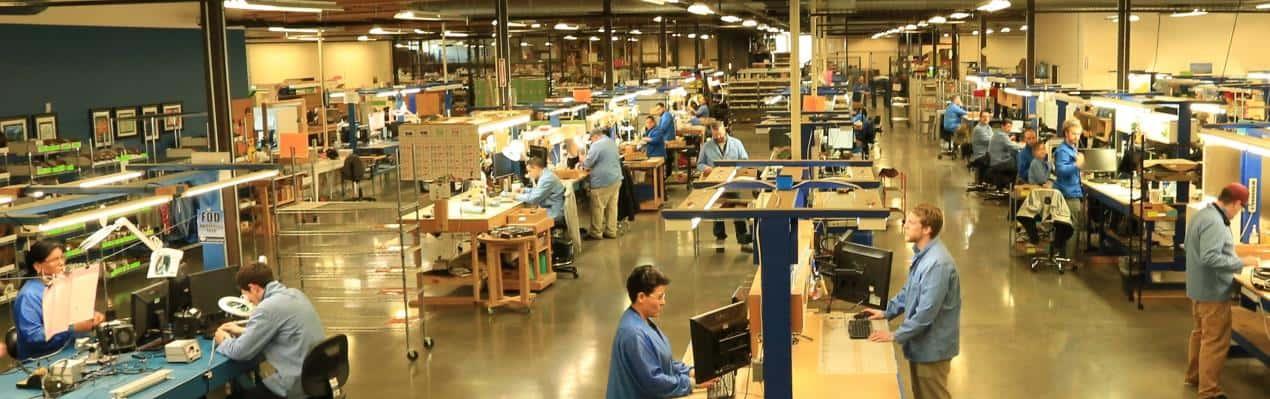 Custom turnkey manufacturing for UAS and aerospace