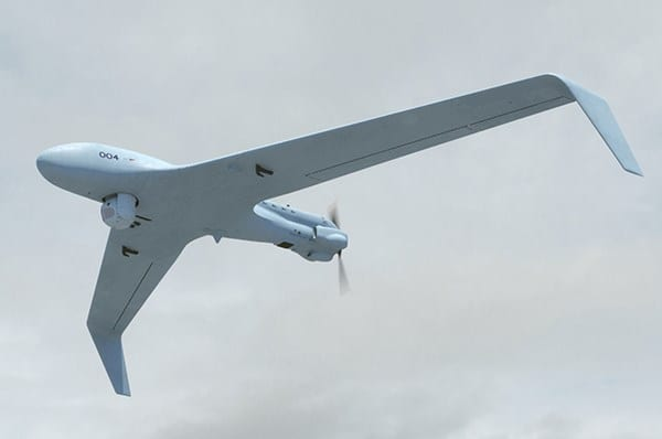 Elbit Systems Hermes 45 tactical UAS