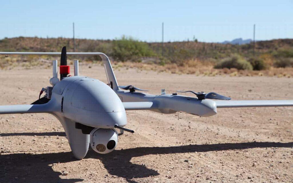 Firefighting Surveillance Drone