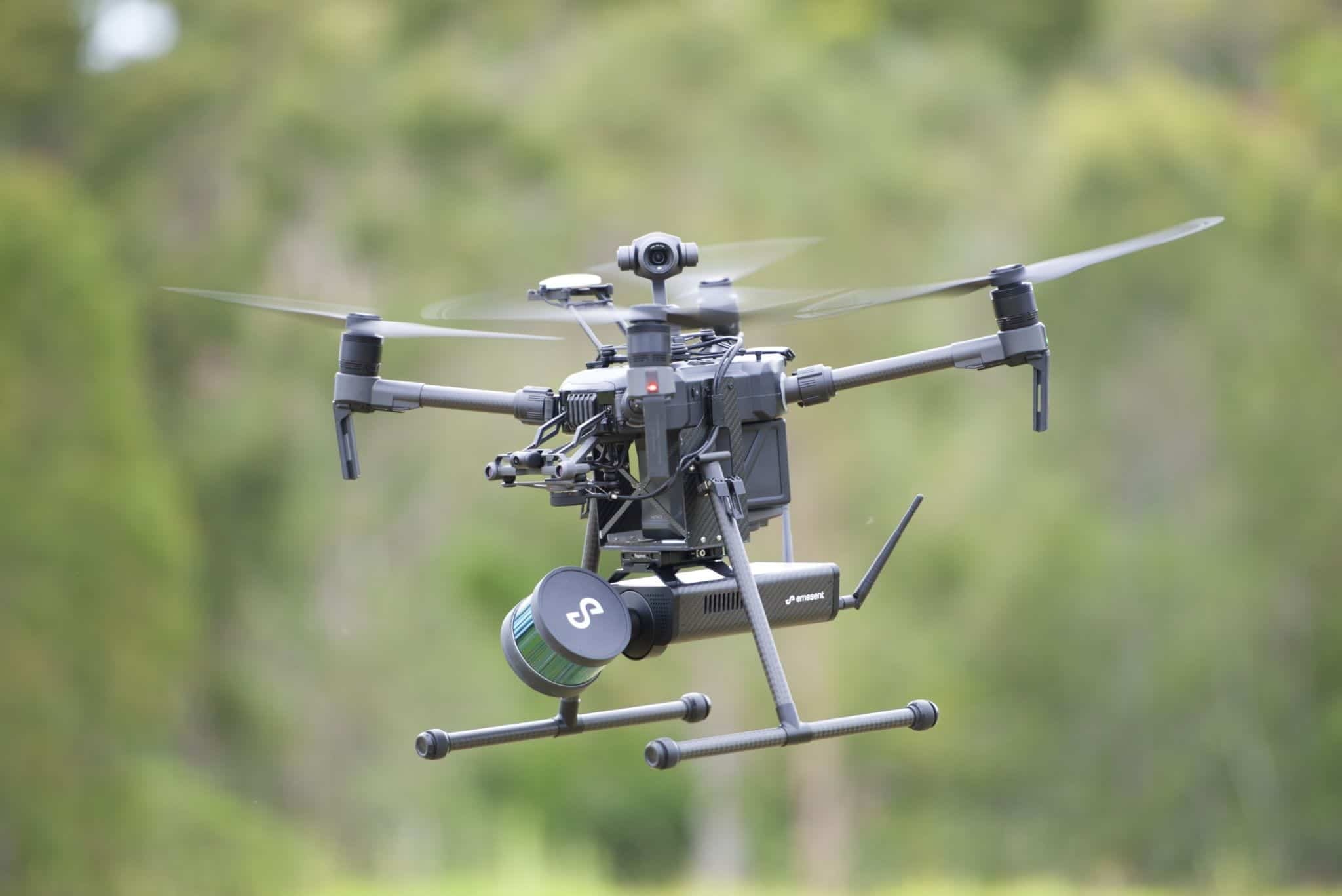 Hovermap autonomous drone mapping payload