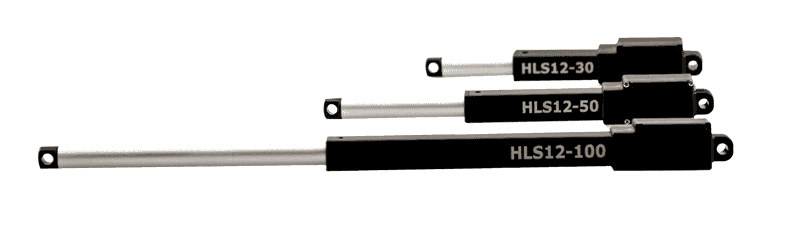 Linear Actuators for UAVs, Robotics