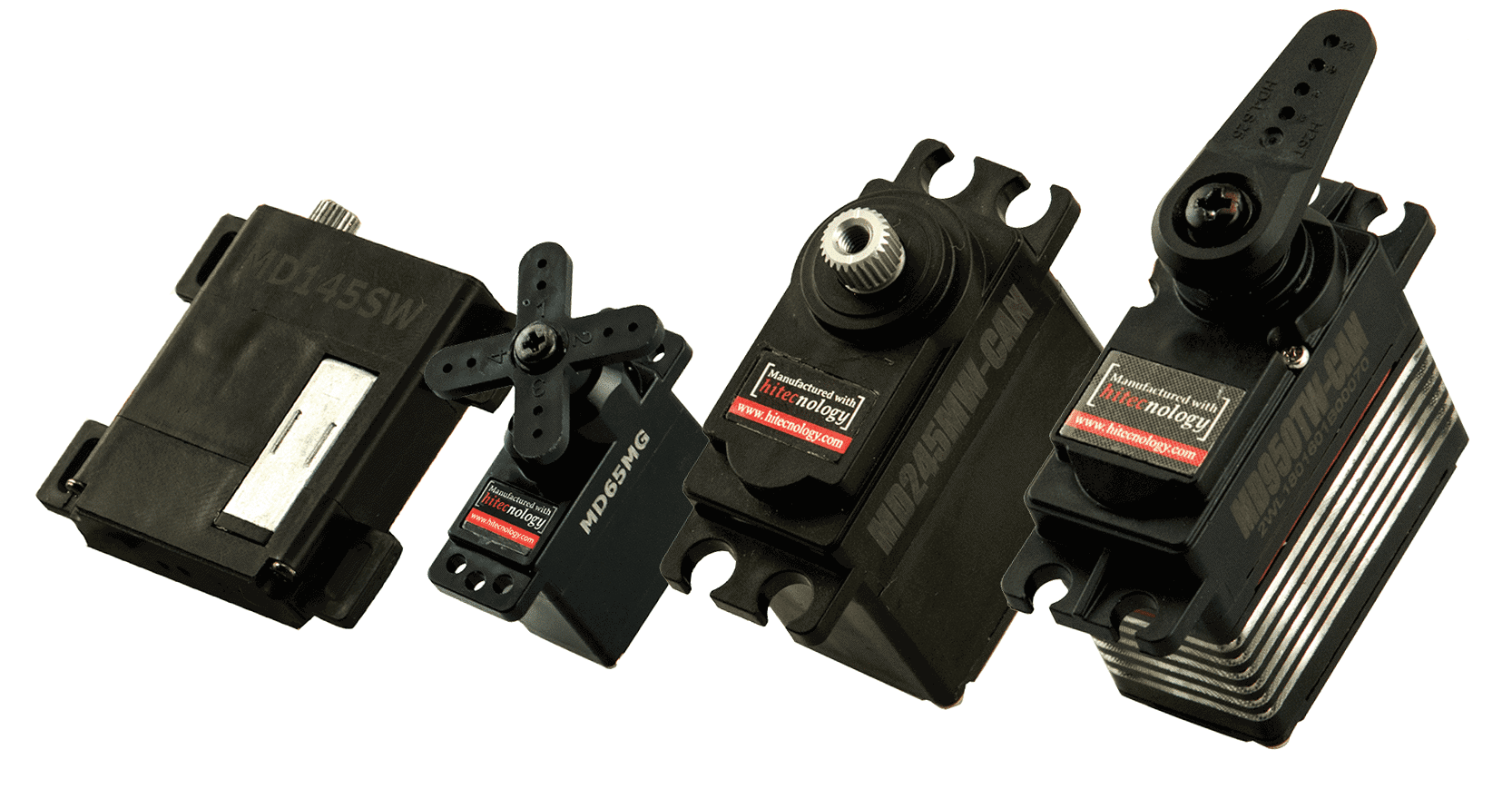 MD-Series IP65-rated heavy-duty actuators