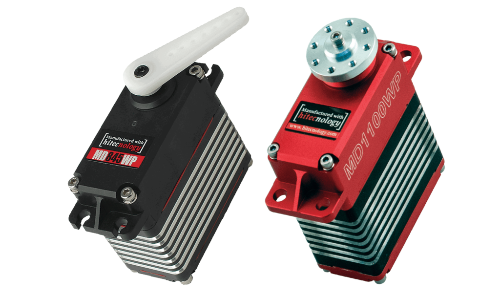 MD-Series Waterproof IP67-Rated Actuators