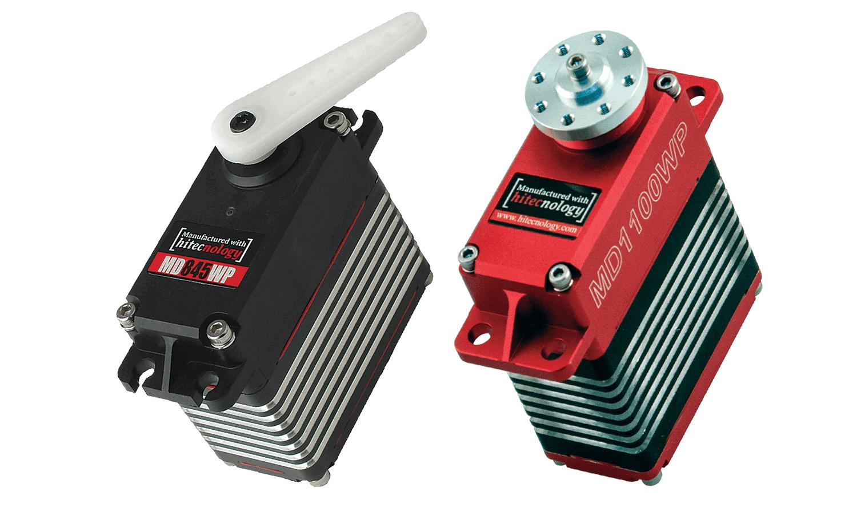 MD-Series Waterproof IP67-Rated Actuators