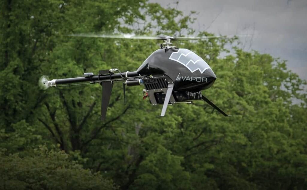 Pulse Aerospace helicopter UAS