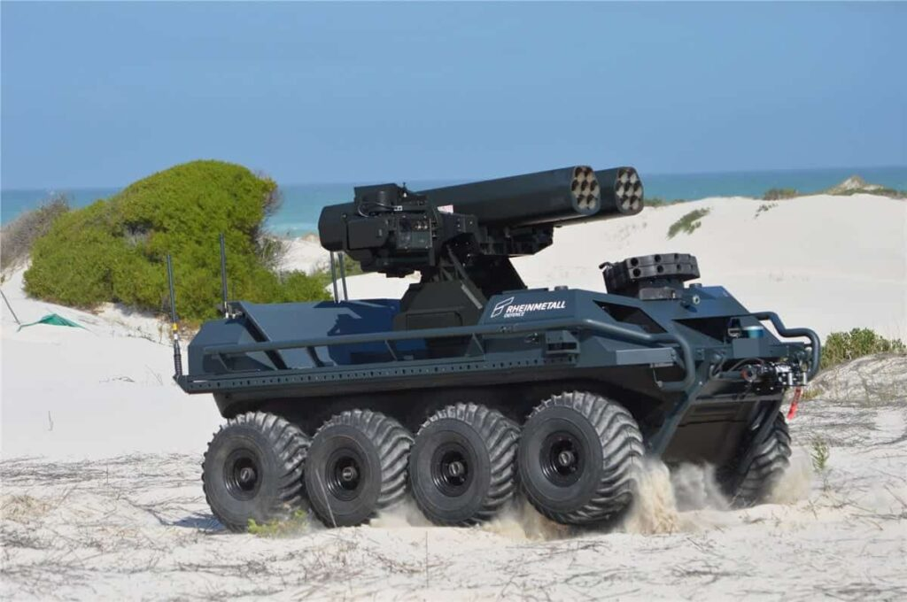 Rheinmetall UGV