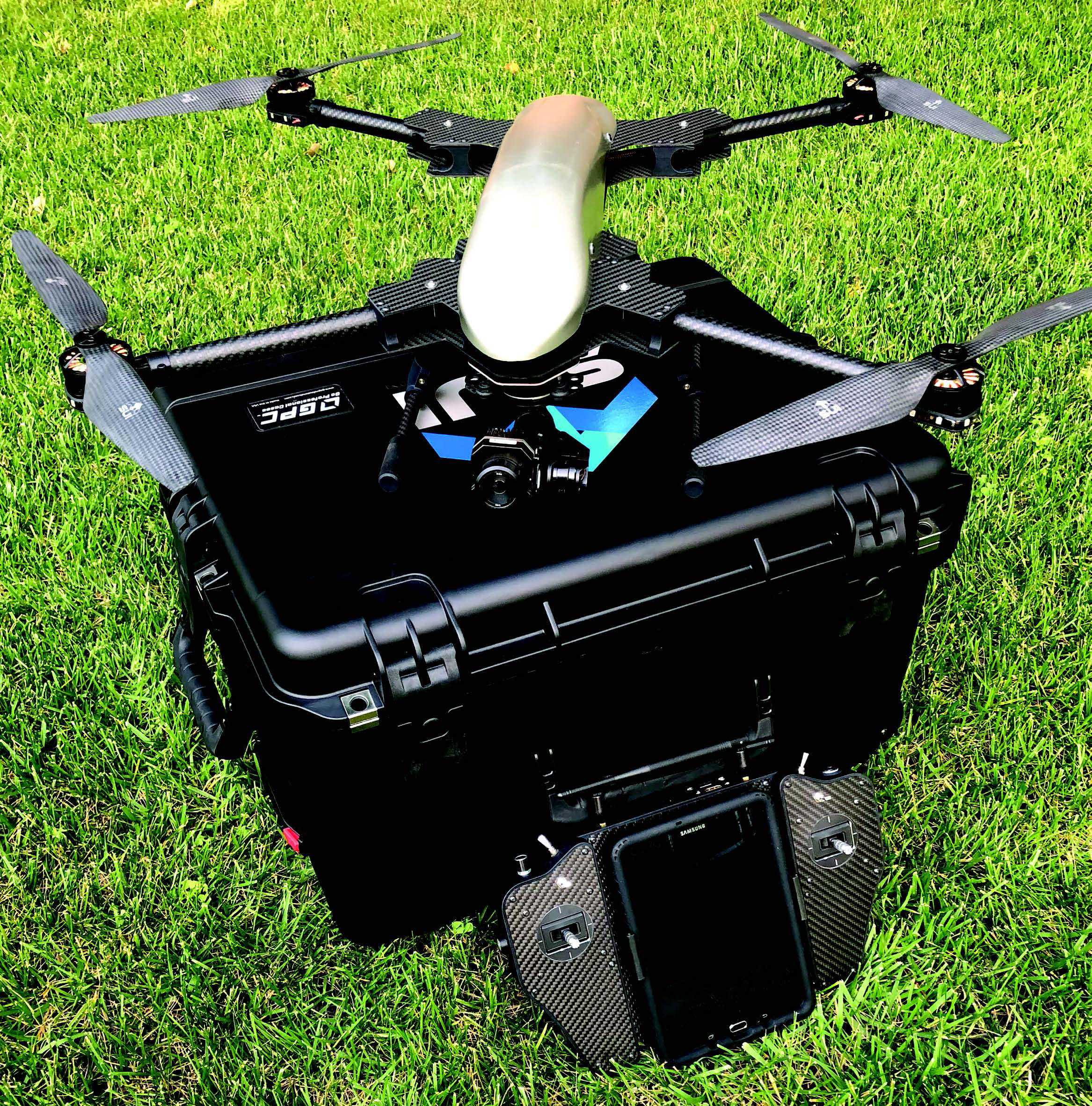 SUI Integrated Drone Ground Controller