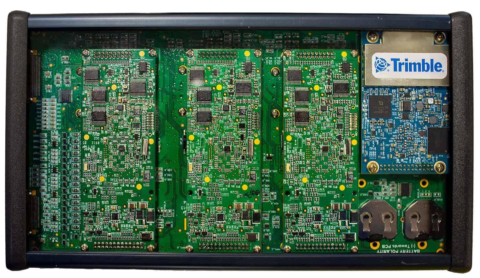 Trimble GNSS Receiver Micropilot UAV Autopilot