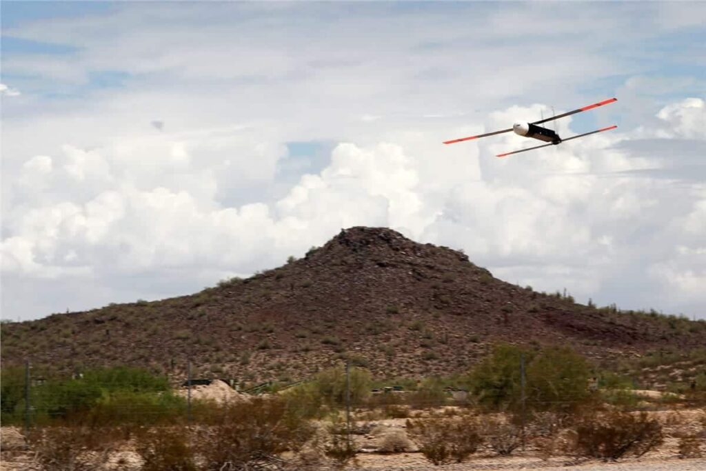 US Army battlefield counter-drone system