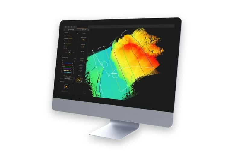 YellowScan CloudStation LiDAR processing software