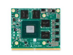 ADLINK Mobile PCI Express embedded graphics module