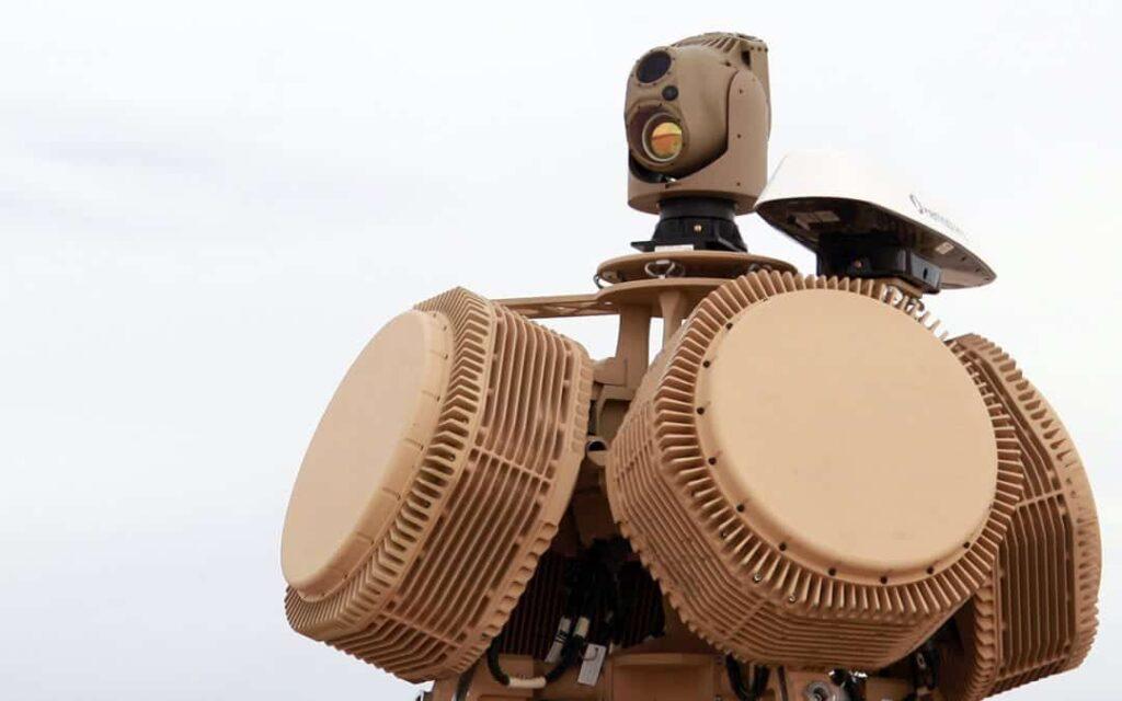 AVT MADIS counter drone system