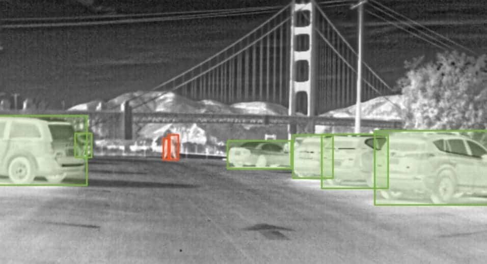FLIR ADAS thermal imaging dataset