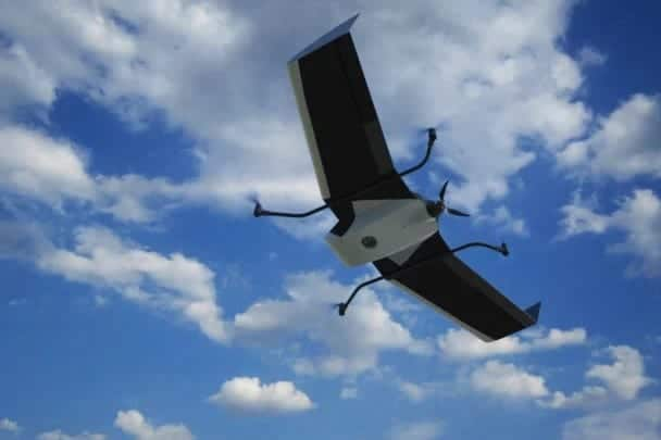 FlyTech UAV BIRDIE VTOL drone