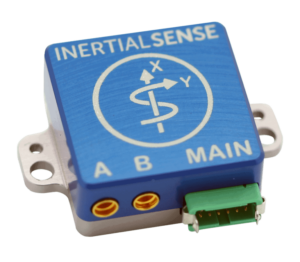 Inertial Sense Rugged Miniature INS for control and navigation in UAVs
