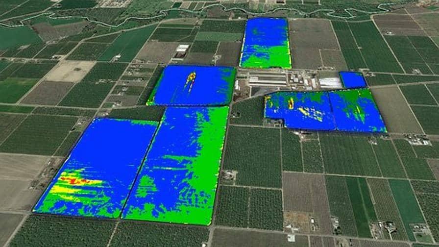 Inertial Sense aerial imagery