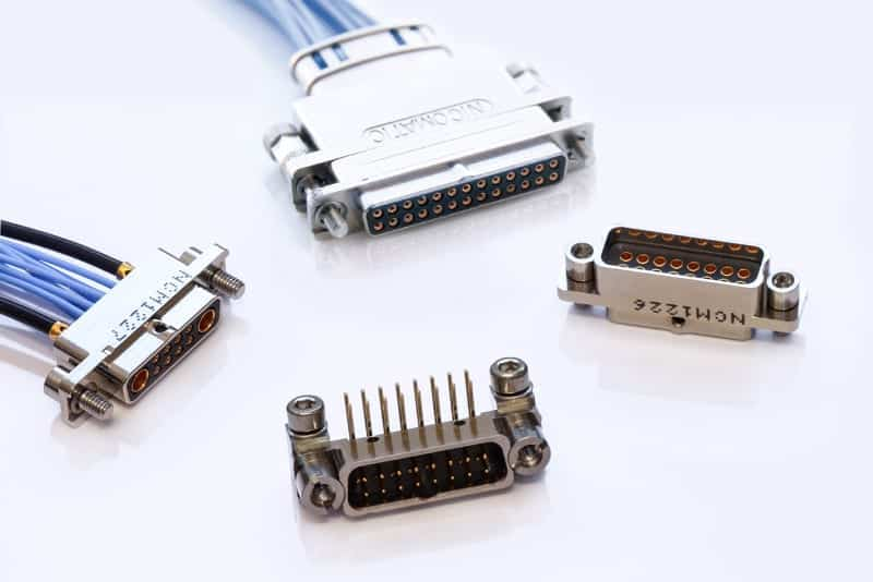 Nicomatic mil-aero connectors