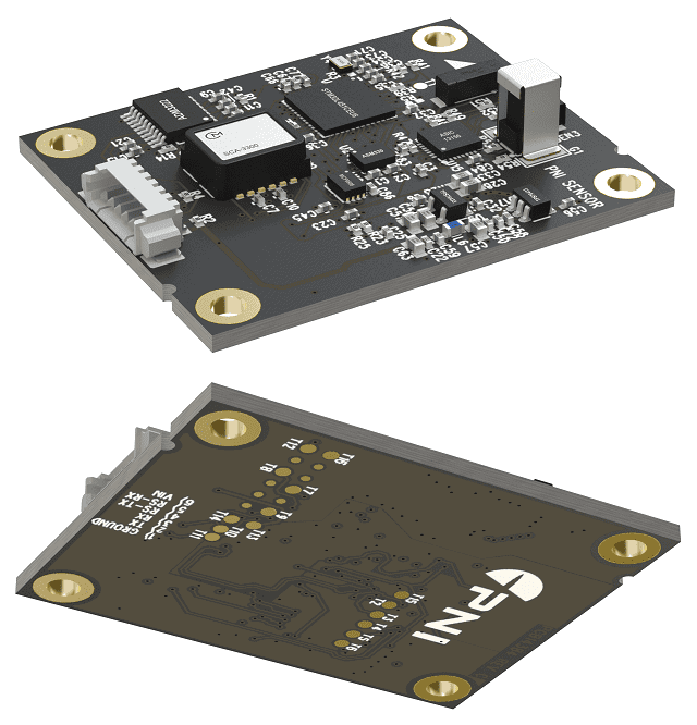 PNI Sensor TRAX2 AHRS and Digital Compass Module