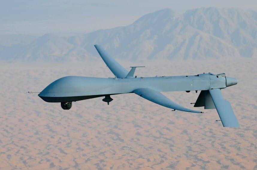 Predator A UAV