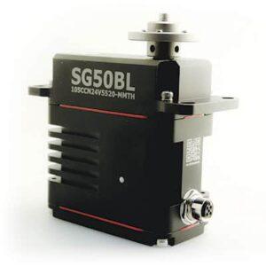 Hitec Brushless actuators