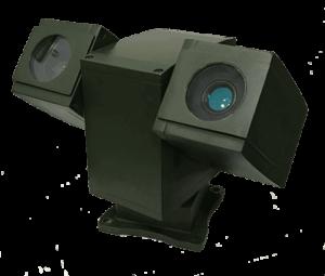 Serval – Compact Pan Tilt Camera Unit