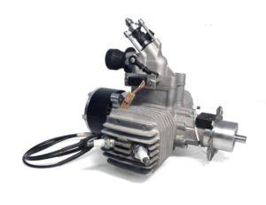 SkyPower 2 cylinder gas UAV engine