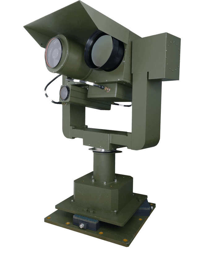 Tiger Camera Payload Turret