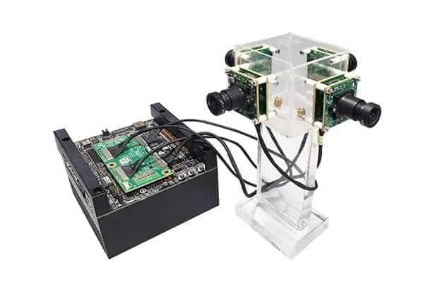 e-con Systems Synchronized Multi-Camera System for NVIDIA Jetson