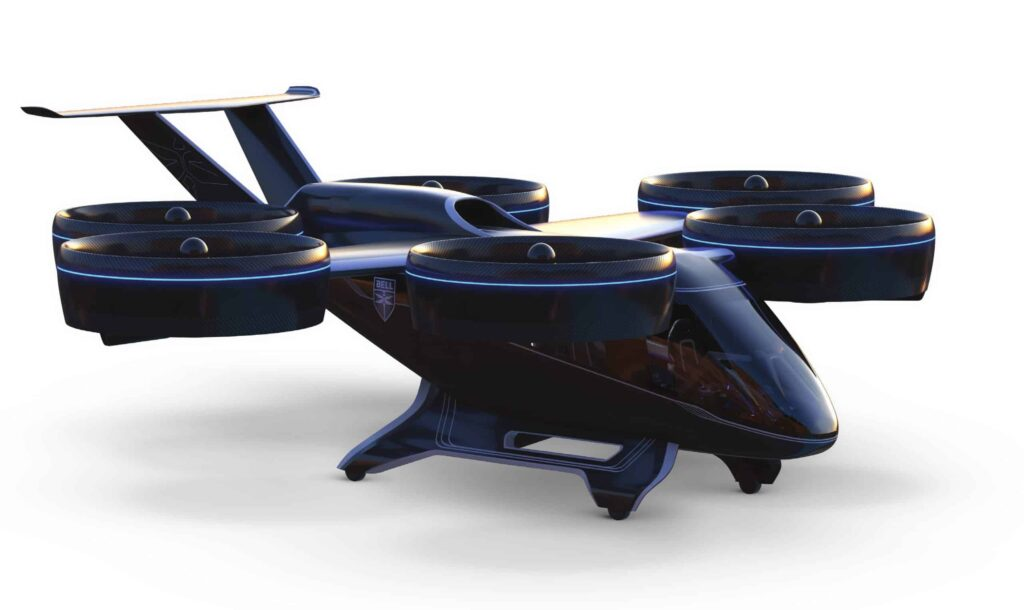 Bell Nexus air taxi