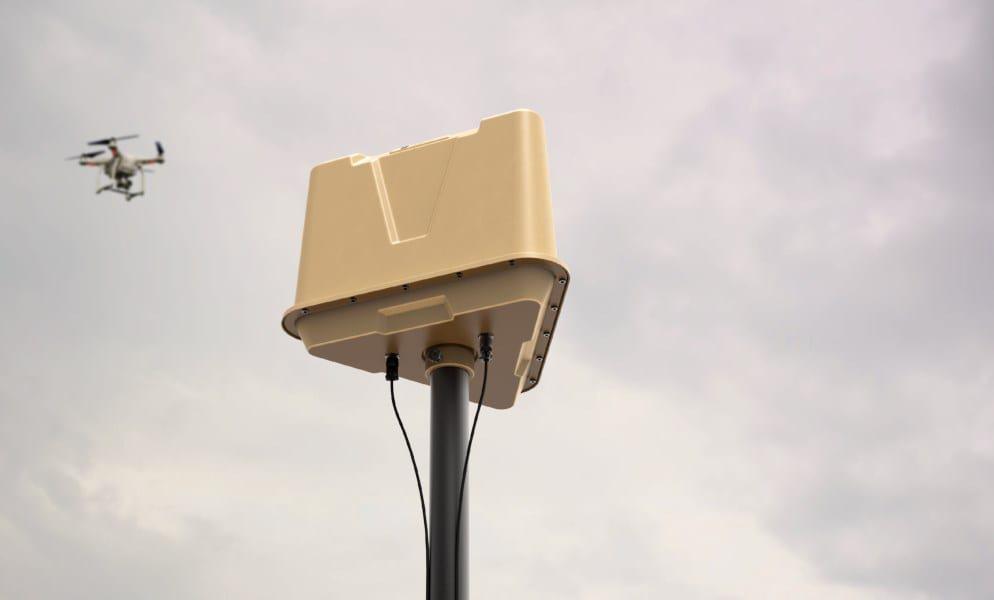 DroneShield RFZero drone detection system