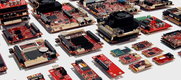 Embedded Computers for UAVs