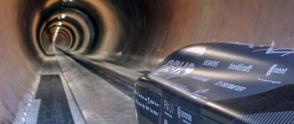 Hyperloop Pod challenge