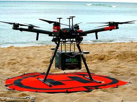 SBG Systems Direct Geo-Referencing Solution Selected for UAV-based LiDAR