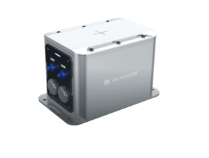 Polyexplore Polynav 2000F with LiDAR interface ideal for UAV surveying and mapping
