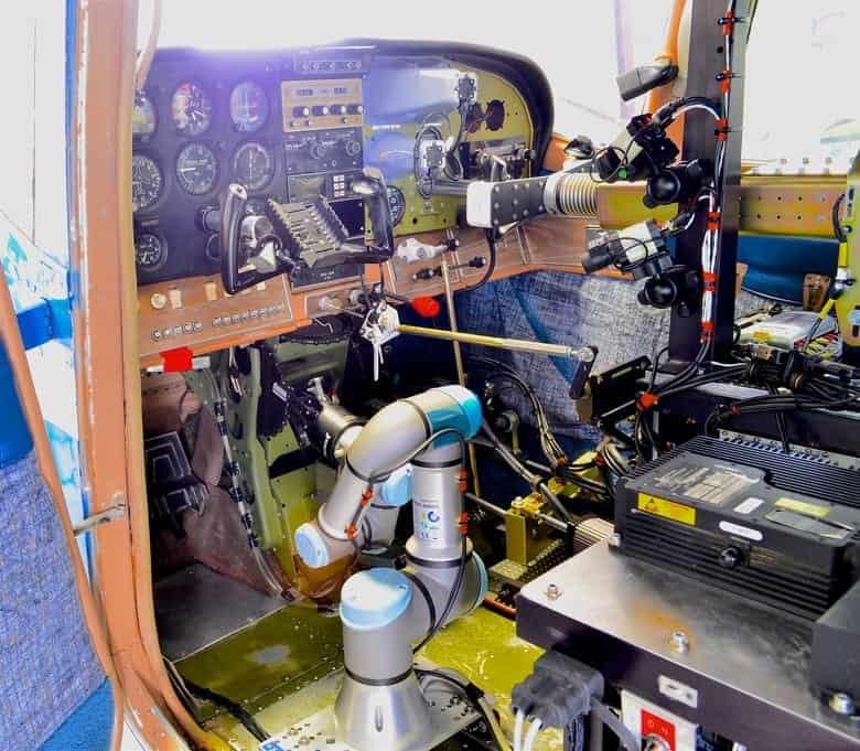 ROBOpilot Unmanned Air Conversion Platform