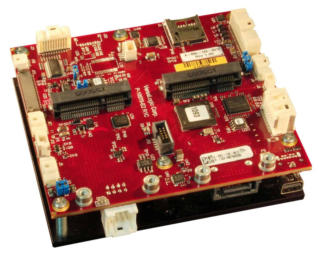 Raven, (EPU-3312) Com-Express Embedded Processing Unit
