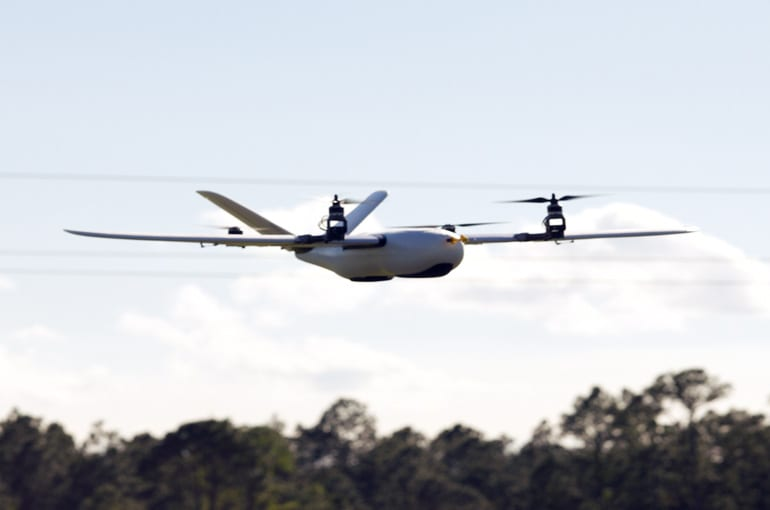 VTOL Drone Conducts 51 Mile BVLOS Utility Inspection | Unmanned