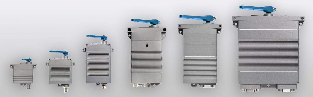 Servo Actuators for Unmanned Vehicles by Volz