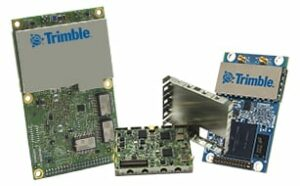 Trimble OEM GNSS Receivers for UAVs